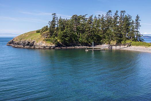 Deception Pass State Park, on the north end of Whidbey Island, is attractive to the Navy as a training area. So are 27 other parks they're hoping to have access to for SEAL training.