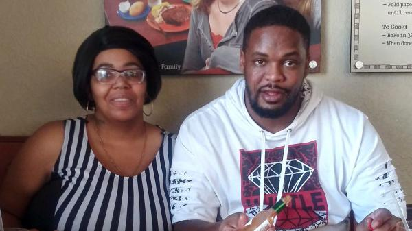 Alice and Jeremy Bumpus were days from being evicted from their home outside Houston. A legal aid attorney helped them gain protection under a new federal eviction ban, but many other renters haven't been as fortunate.