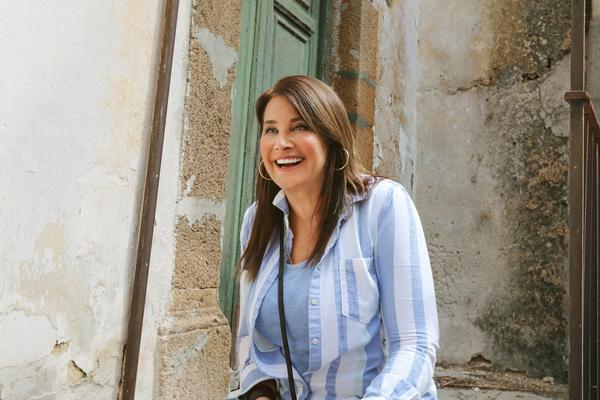Lorraine Bracco purchased an abandoned home in Sambuca di Sicilia, Italy, for a single euro. She chronicles her renovation efforts in <em>My Big Italian Adventure</em> on HGTV.