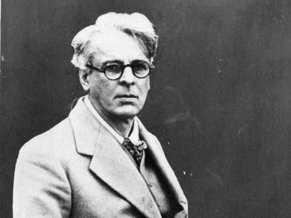 Irish poet William Butler Yeats circa 1920.