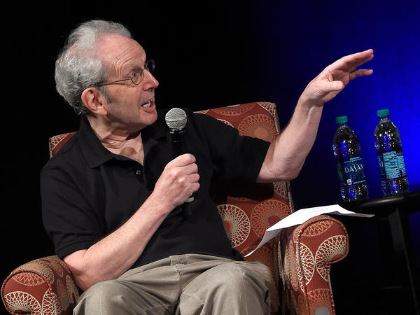 Peter Guralnick at the Country Music Hall of Fame and Museum in 2015. His latest book, <em>Looking to Get Lost: Adventures in Music and Writing</em>, is a collection of essays.