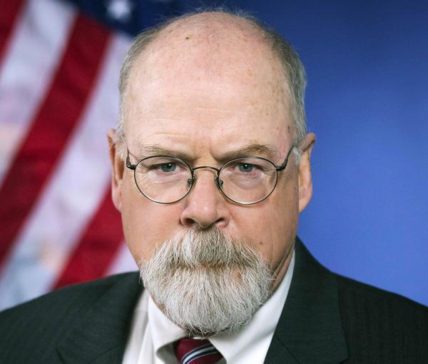U.S. attorney for Connecticut, John Durham.