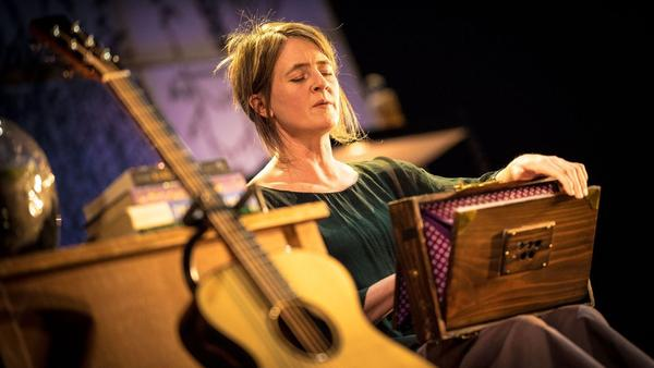 Scottish songwriter and musician Karine Polwart is featured on this week's episode.