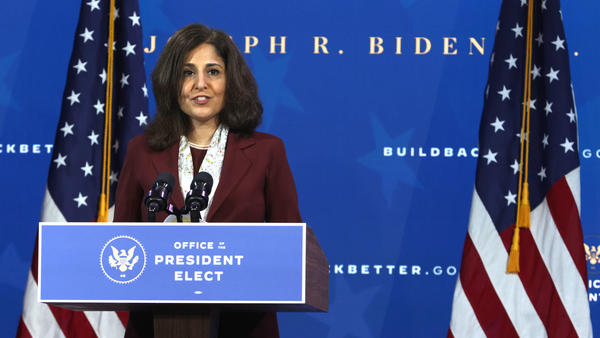 Neera Tanden would make history as the first woman of color to head the Office of Management and Budget, but she's already faced strong pushback from Senate Republicans.