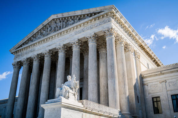 The U.S. Supreme Court has never before taken on a case in which one state is suing another in order to alter the outcome of an election.