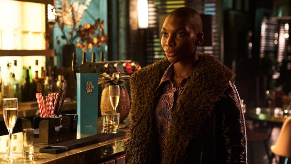 """All four critics agreed that Michaela Coel's series <em>I May Destroy You</em> was """"one of the most exciting of 2020."""""""