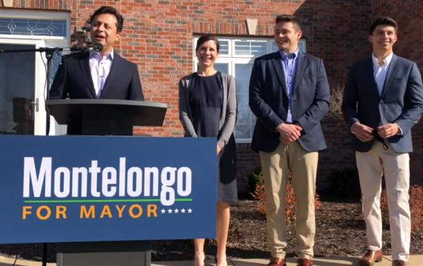 Fourth District council member Jim Montelongo is one of five candidates for Peoria mayor on the February primary ballot.