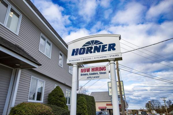 Thirty employees tested positive for COVID at Horner Millwork in Somerset, where some workers weren't wearing masks. (Jesse Costa/WBUR)