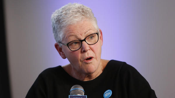 Gina McCarthy, seen here in January, was head of the Environmental Protection Agency during the Obama administration.