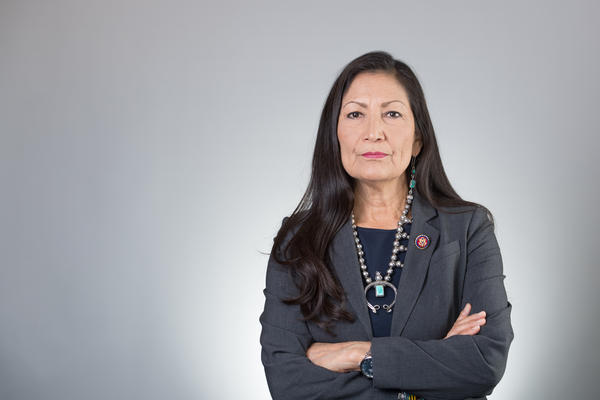 If confirmed by the Senate, New Mexico Rep. Deb Haaland will be the nation's first Indigenous cabinet secretary.
