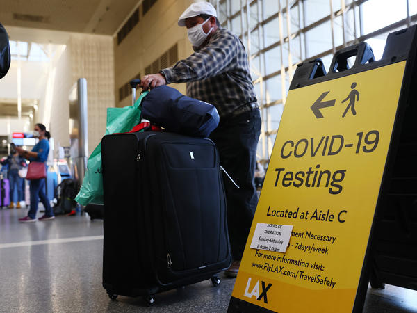 The U.S. Centers for Disease Control and Prevention issued a new coronavirus testing mandate for travelers coming from the U.K. with the goal of blocking the spread of a new virus variant that originated in England.
