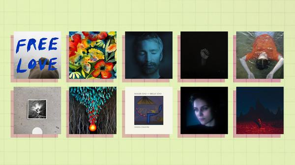Bob Boilen's top 10 albums of 2020.