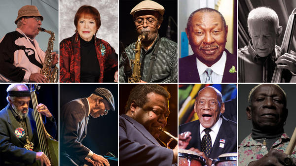 <em>Jazz Night In America</em>'s 2020 In Memoriam program includes Jimmy Heath, Lee Konitz, CÃ ndido Camero, Tony Allen, Annie Ross, Freddy Cole, Gary Peacock, Henry Grimes, Wallace Roney and McCoy Tyner.