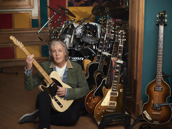 Paul McCartney has released <em>McCartney III</em>, the latest in a trilogy of solo recordings that stretches back to 1970.