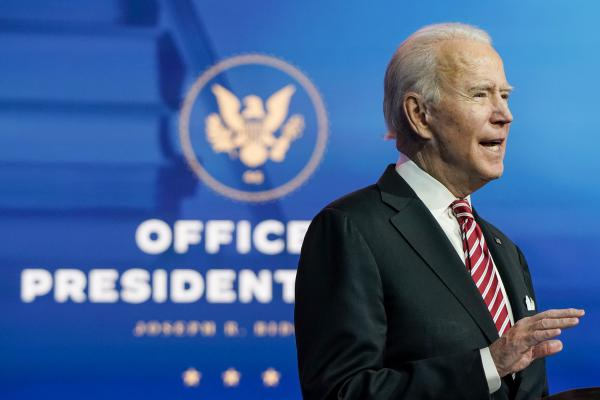President-elect Joe Biden announces Miguel Cardona as his nominee for education secretary.