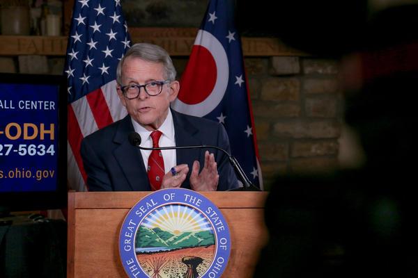 Gov. Mike DeWine (R-Ohio)