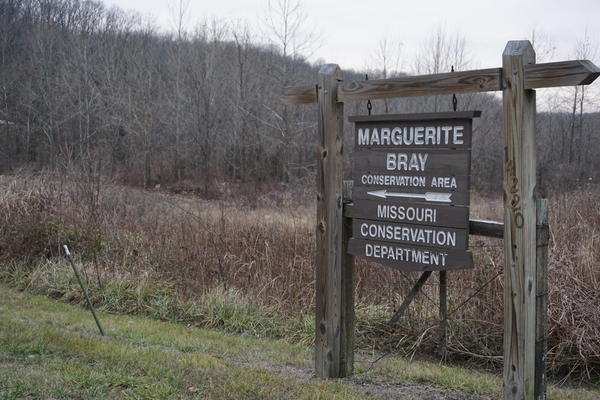 The Marguerite Bray Conservation Area in Phelps County is one of the 1,000 MDC sites to see increased usage during 2020, largely because of the coronavirus pandemic.
