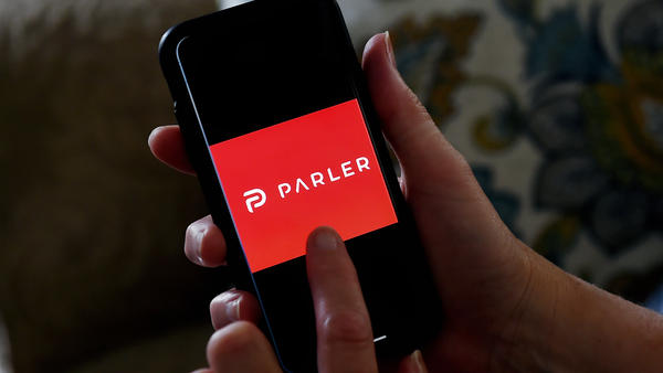 The messaging app Parler has been offline since Amazon set a deadline of 11:59 p.m. PT  Sunday and then suspended its account.