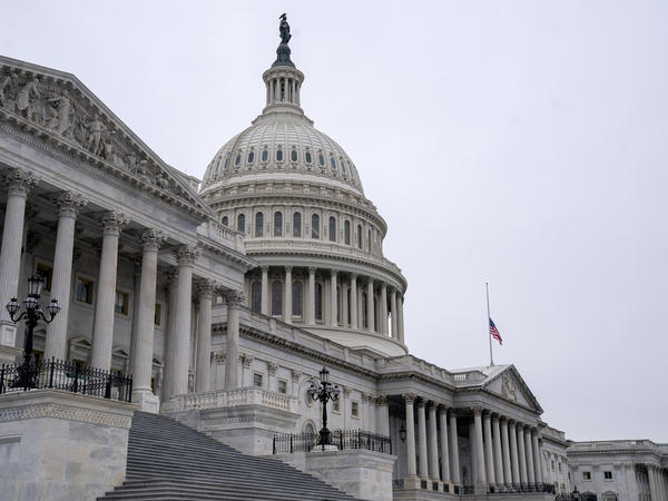 Members of the Capitol Police are under investigation for their actions as rioters attacked the U.S. Capitol building on Wednesday. An unspecified number of officers have been suspended.