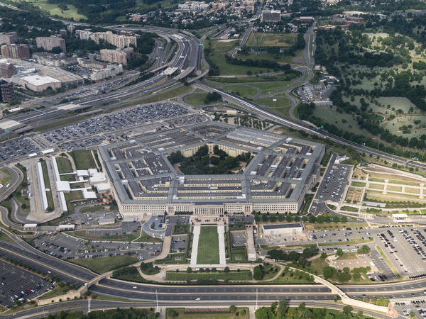 Top Defense Department officials have issued a message to the troops that they must defend the Constitution and that last week's violence at the U.S. Capitol was a direct assault on it.