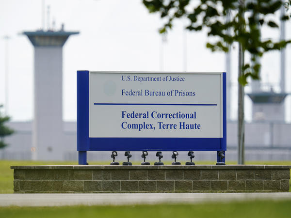 Corey Johnson was executed by lethal injection at the Terre Haute, Ind. federal prison Thursday night. He is the 12th inmate there to be executed since July under the Trump administration.
