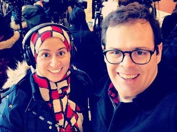 Asma Khalid and Scott Detrow