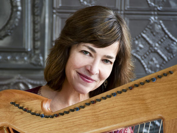 Celtic harpist Kim Robertson is featured in this week's episode.