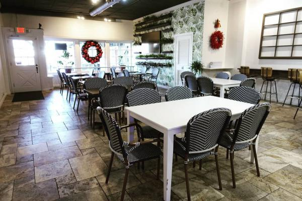 Cafe Santa Rosa in Junction City is among the local businesses reopening for indoor service this week under Tier 1 mitigations.