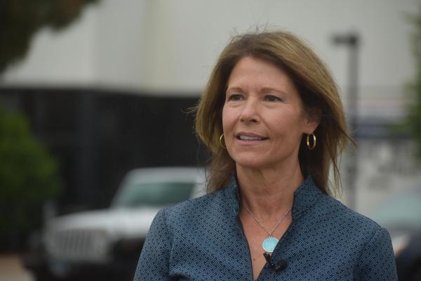 U.S. Rep. Cheri Bustos.