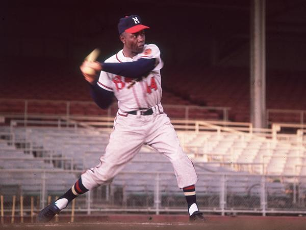Legendary baseball player Hank Aaron has died at the age of 86.