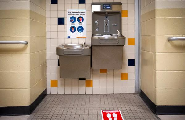 In Texas, it will be the first time the state's roughly 25,000 schools and child care facilities will undergo mandated water inspections for lead and copper — the state did not previously have any testing requirement.