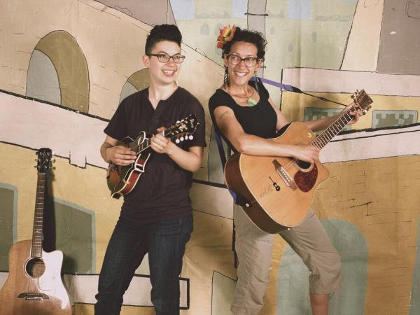 Ants on a Log members Julie Be and Anya Rose helped curate a new album that affirms the experiences of transgender and nonbinary kids.