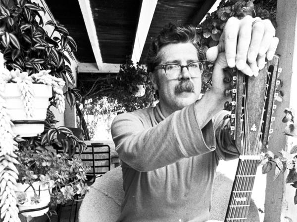 Robbie Basho helped pioneer the American Primitive style of guitar playing. Now his personal recordings — long thought lost — are being released for the first time.
