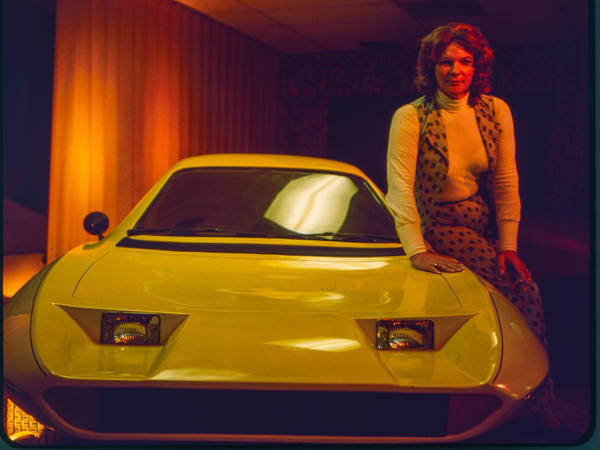 <em>The Lady and the Dale</em> tells the true story of Elizabeth Carmichael, an automobile executive who introduced a bold new three-wheel car in the 1970s.