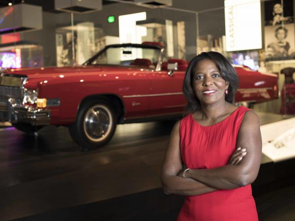 Dr. Dwandalyn Reece is Associate Director for Curatorial Affairs and Curator of Music and Performing Arts.