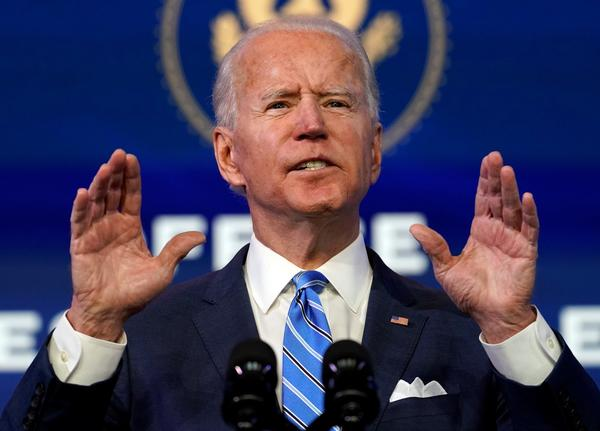 President Biden has promised that gender equity will be at the forefront of his administration's policies. To help achieve that goal, he is creating a new Gender Policy Council within the White House.