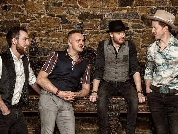 Irish bluegrass quartet JigJam is featured in this week's episode.