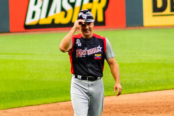 Former Cleveland Indians short stop Omar Vizquel fell short of the Hall of Fame for the fourth year.