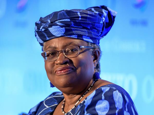 Ngozi Okonjo-Iweala has been named the new head of the World Trade Organization. An economist, she previously served as Nigeria's finance minister and as managing director of the World Bank.