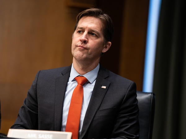 Sen. Ben Sasse, R-Neb., is one of seven Republicans who voted to convict former President Donald Trump during the most recent impeachment trial.