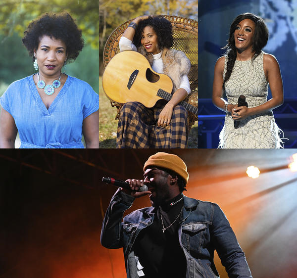 Country artists like Miko Marks, Rissi Palmer, Mickey Guyton and Willie Jones are making standout music despite the confines of an industry that privileges whiteness.