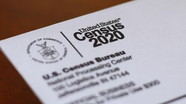 Late deliver of U.S. Census data is imperiling Oregon's normal redistricting process. (AP Photo/Paul Sancya, File)