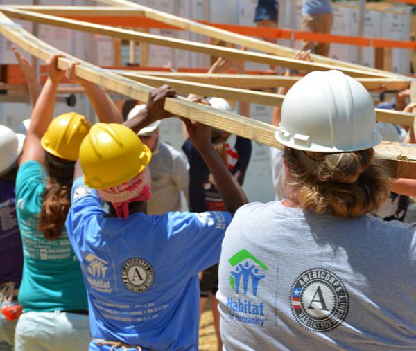 Due to the coronavirus pandemic, more than 300 Habitat for Humanity homeowners in Charlotte are behind on their mortgage payments. That's triple the amount from before COVID-19.
