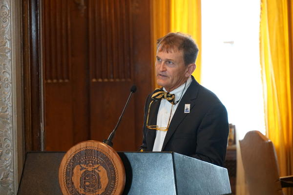 Dr. Randall Williams, the state's public health director, said chances of catching the coronavirus is now the highest its ever been in Missouri.