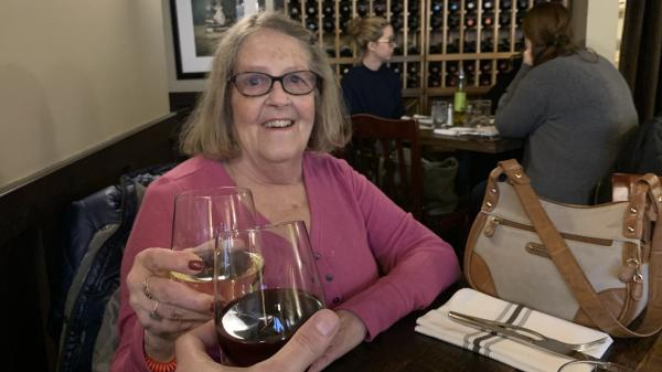 Janet Kilty, of Islip, N.Y., was 10 days shy of turning 75 when she died from COVID-19.