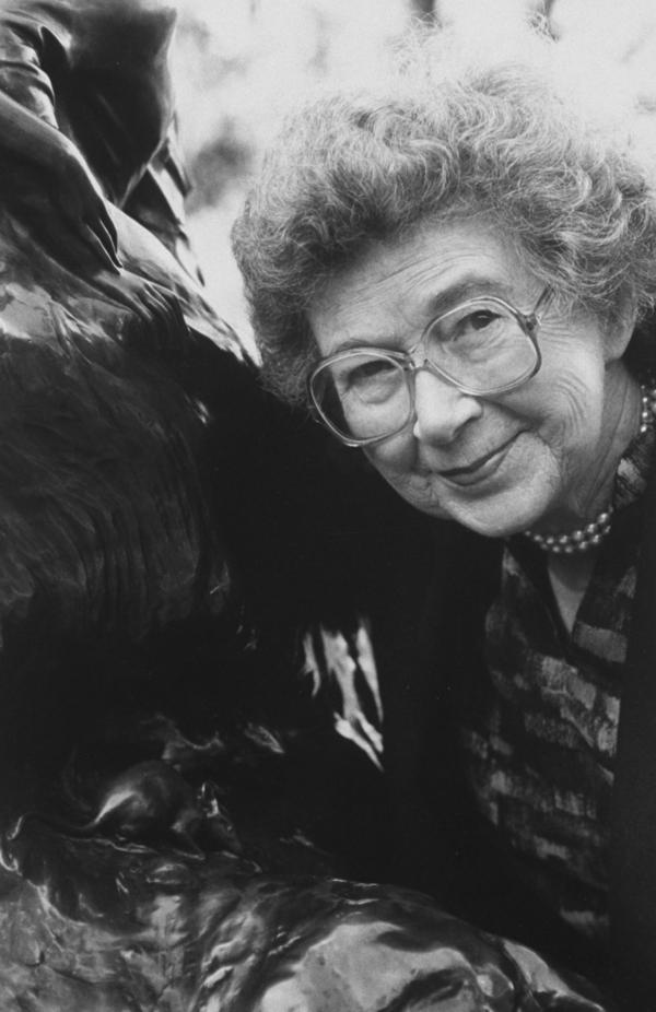 Beverly Cleary was the author behind many beloved characters, including Henry Huggins, Ellen Tebbits, Otis Spofford, and Beezus and Ramona Quimby (as well as Ribsy, Socks and Ralph S. Mouse).
