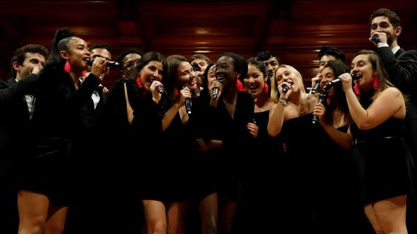 The Harvard Opportunes is one of the four groups to advance to the final stages of UpStaged National Collegiate Performing Arts A Cappella Championship.