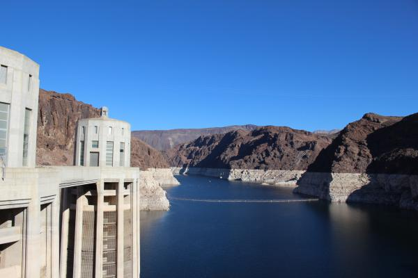 Lake Mead is currently projected to be at its lowest level since filling within the next year, possibly triggering the first federal shortage declaration on the river that supplies water to 40 million across seven U.S. states.