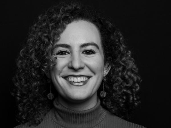 Lauren Gonzalez, Senior Manager, Story Lab.