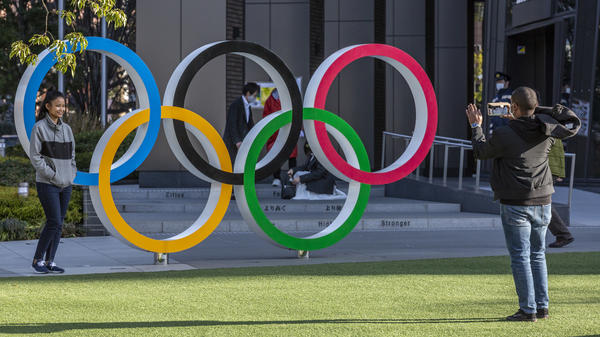 It's less than five months until the rescheduled Tokyo 2020 Olympics are due to begin. The Summer Games were postponed because of the coronavirus. And, for now, the Games are still on.